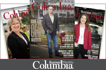 Greater Columbia Business Monthly